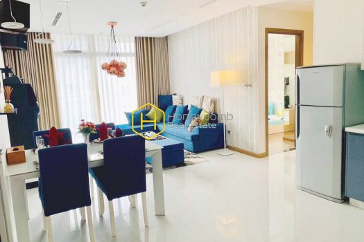 z2024435073539 20666d49b811252f4a7d1648c100bf5e result 1 Feel the elegant in this furnished apartment interfuse between modern style and warm hue layout in Vinhomes Central Park