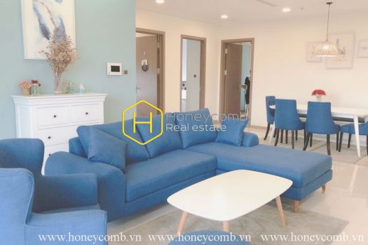 z2026276043344 2d941d09aad19297c8fc7c4b6147dd19 result Luxury design apartment with large living space in Vinhomes Central Park for rent
