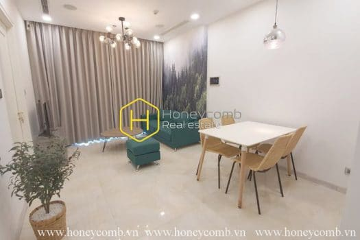 z2026384366472 2d80992b07a3b7368d068f72334251af result Explore Scandinavian interiors apartment with charming river view in Vinhomes Golden River