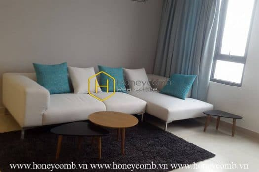 1 result 3 3-beds apartment with nice furniture for rent in Masteri Thao Dien