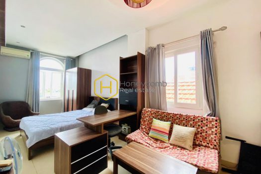 2S75 www.honeycomb 1 result Serviced Apartment with brilliant interiors and full facilities in District 2