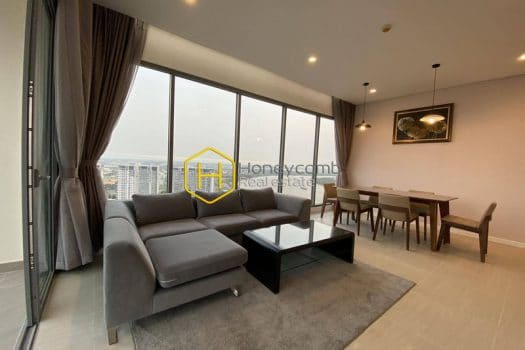 DI214 4 result Good – looking and shiny apartment in Diamond Island