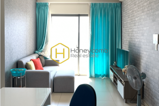 MTD2347 1 Modern architecture apartment with fully interiors for rent in Masteri Thao Dien