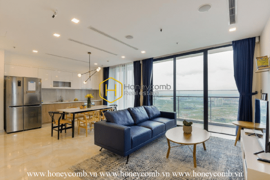 VGR441 www.honeycomb 2 result A magnificent penthouse with highly elegant interiors in Vinhomes Golden River