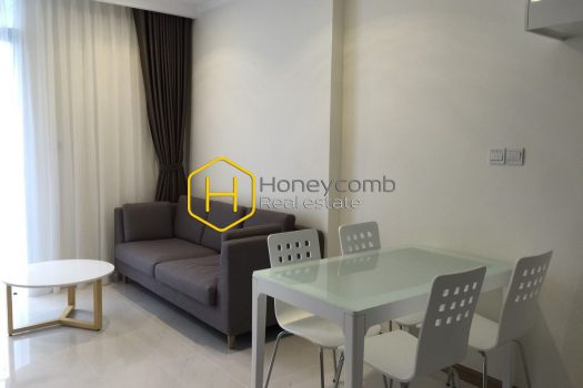 VH1195 7 result Always convenient and fresh in this Vinhomes Central Park apartment