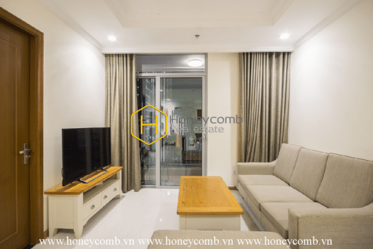 VH1205 8 result Modern life quality - unique 3 bedrooms apartment in Vinhomes Central Park for rent