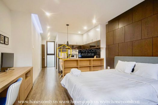2S6 7 result Cozy- Modern- Eco friendly: three key words to describe the beauty of this District-1 apartment