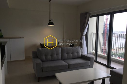 2 result Two beds apartment high floor in Masteri Thao Dien for rent
