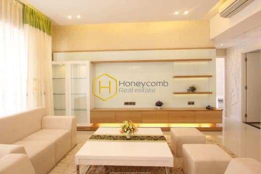 ES528 11 result Modern furniture and nice view apartment for rent in The Estella