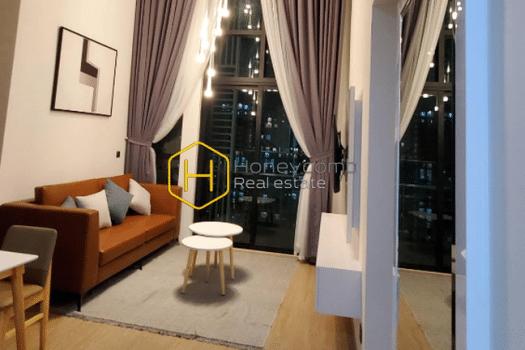 FEV70 10 result 2-bedroom furnished duplex for rent in Feliz En Vista - when space is no longer a matter of concern