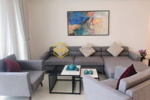 GW207 3 result Impressed by the adorable furniture and elegant design in this Gateway Thao Dien apartment for rent