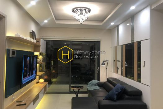 NC100 14 result Outstanding and stylish - an incredibly clever design in the 3-bedroom New City apartment for rent