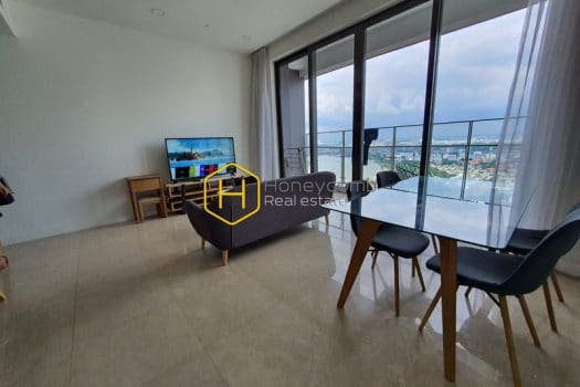 NS99 3 result 1 Superior minimalist in this elegant Nassim Thao Dien apartment for rent