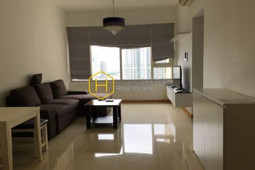 SP83 12 result Convenient apartment in Saigon Pearl for rent