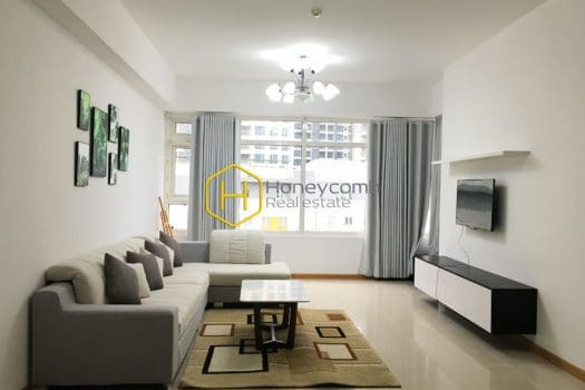SP84 8 result Proper design - Smartly priced - Incredible apartment in Saigon Pearl for rent