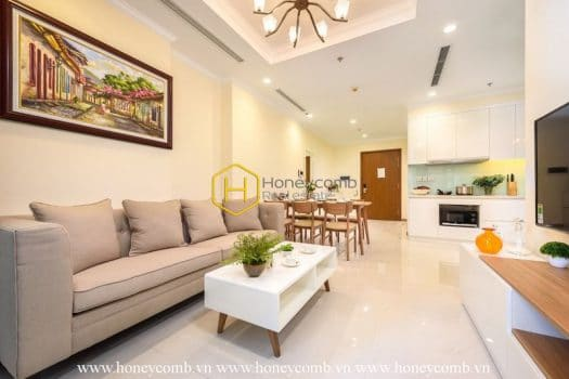 VH1280 2 result A superior Vinhomes Central Park apartment: a well-lit palace in Saigon