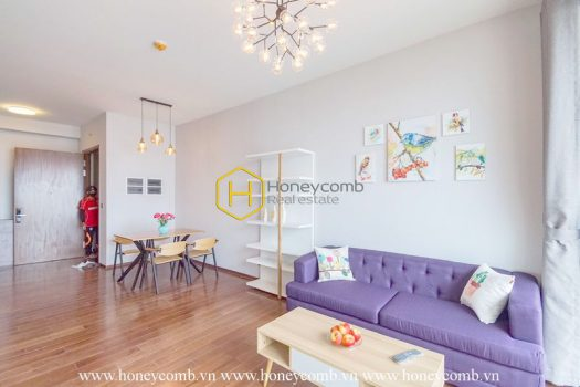 DE30 11 result An ideal apartment in D'edge to enjoy the Saigon view