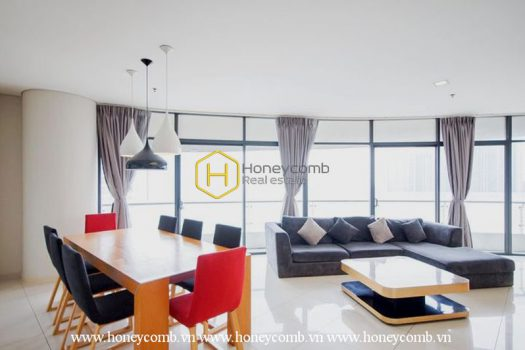 Hinh nen A gorgeous design in City Garden apartment will catch your eyes