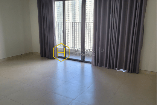 MTD2374 3 result Elegant layout in this unfurnished apartment for rent in Masteri Thao Dien