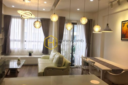 MTD618 1 result Low floor and pool view with two bedroom apartment for rent in Masteri Thao Dien