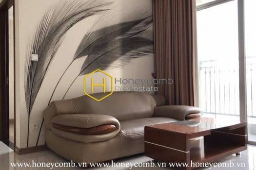 VH1334 1 result Check out this modern artistic apartment in Vinhomes Central Park now