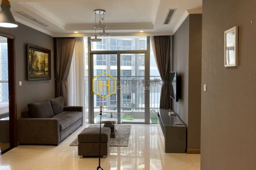 VH1341 1 result A desirable and chic apartment in Vinhomes Central Park for those who love creativity