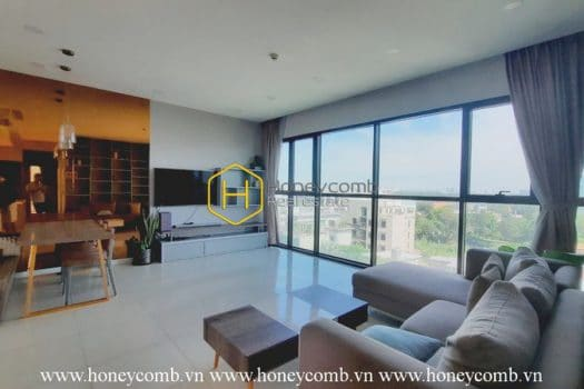 AS52 2 result Graceful 3 bedrooms apartment in The Ascent Thao Dien for rent