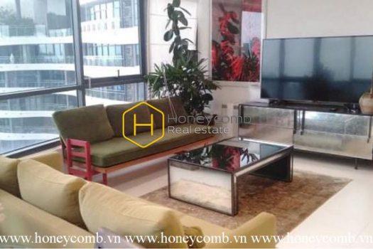 CITY395 7 result Exquisite apartment with beautiful rustic design in City Garden