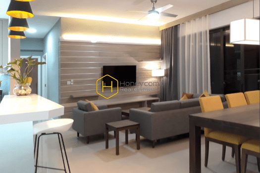 EH401 6 result Great space - trendy design - stunning view in Estella Heights apartment