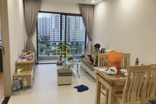NC11 1 result Simple Style 2 bedrooms apartment in New City Thu Thiem