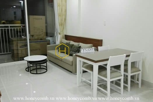TG100 5 result Tropic Garden 2 beds apartment with balcony for rent