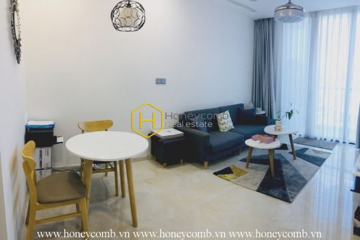 VGR543 15 result This modern apartment in Vinhomes Golden River stands for high class lifestyle