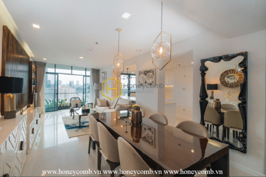 CITY403 7 result Lost in the enchanting and charming apartment in City Garden