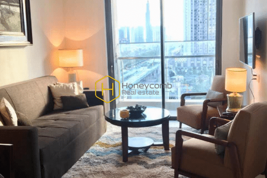 GW29 1 result Pool view fully furnished 1 bedrooms apartment in Gateway Thao Dien