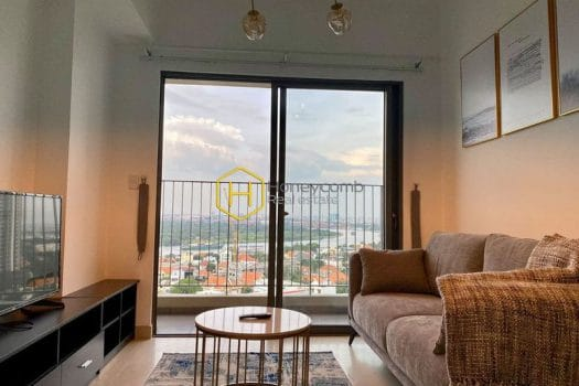 MTD1064 2 result Masteri Thao Dien 2 beds apartment with river view and high floor