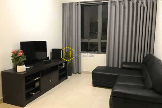 MTD767 1 result One bedroom apartment pool view in Masteri for rent