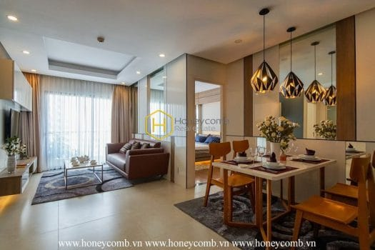 NC110 6 result Deluxe interior- Delicate atmosphere: a New City apartment that make you desire