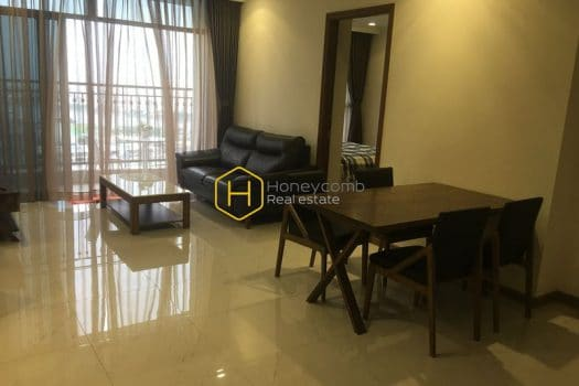 VH1438 1 result A seductive apartment with 3 bedrooms in Vinhomes Central Park