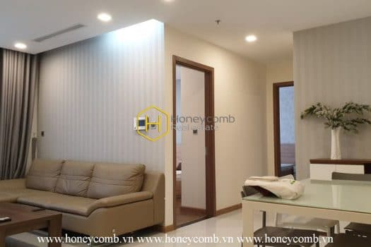 VH1445 8 result Comtemporary style combined with neutral hue layout in this apartment in Vinhomes Central Park