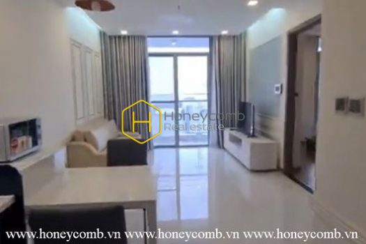 VH1457 1 result 1 Get a convenient life in this superior Vinhomes Central Park apartment