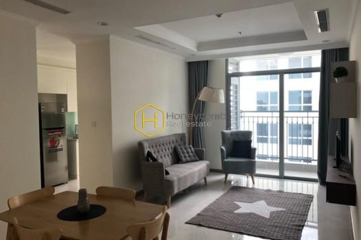 VH1468 5 result Unique apartment in Vinhomes Central Park with picturesque bedroom