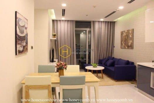 VH211 8 result Exquisite 2-bedroom apartment in Vinhomes Central Park for rent