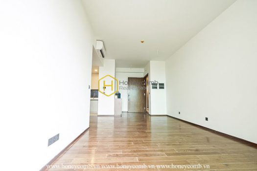DE71 1 result Quick! The spacious unfurnished apartment in D ' Edge  is now for rent