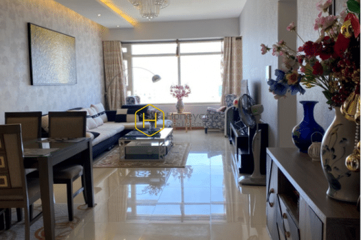 SP94 1 result This Saigon Pearl apartment promises to bring an enjoyable experience to your own home