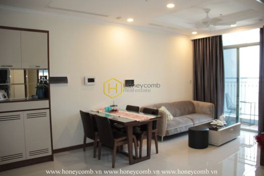 VH1521 10 result Discover the highlights of this luxurious Vinhomes Central Park apartment