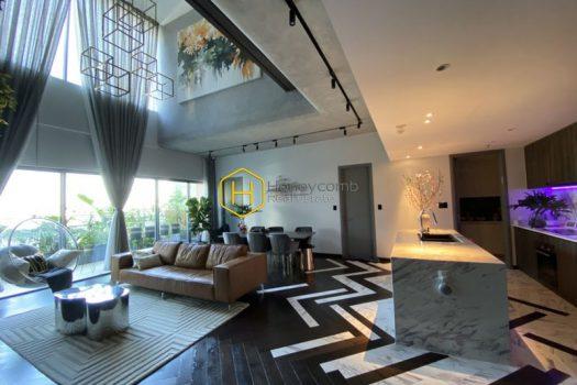 GW220 4 result Everyone desires this duplex apartment in Gateway : LUXURY- GORGEOUSITY-ELEGANCE