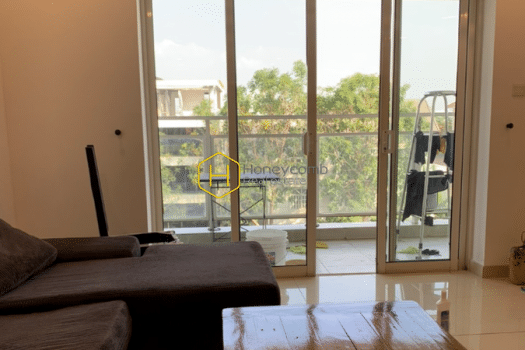 RG44 3 result Fully furnished with 3 bedrooms apartment in River Garden for rent