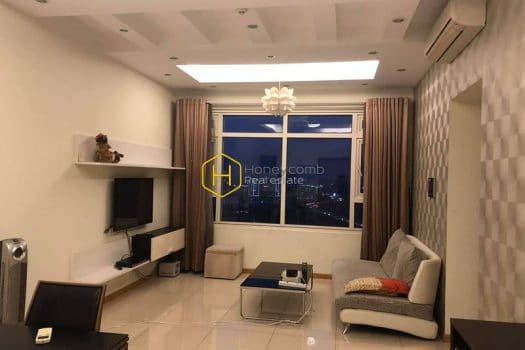 SP103 7 result Relax and spend fun time with your beloved ones in Saigon Pearl apartment