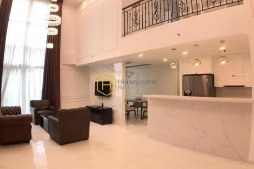 VD68 7 result A new living space is waiting: Gorgeous space - Airy atmosphere in Vista Verde duplex apartment