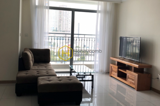 VH1532 6 result Vinhomes Central Park apartment for rent - great combination of contrast colors